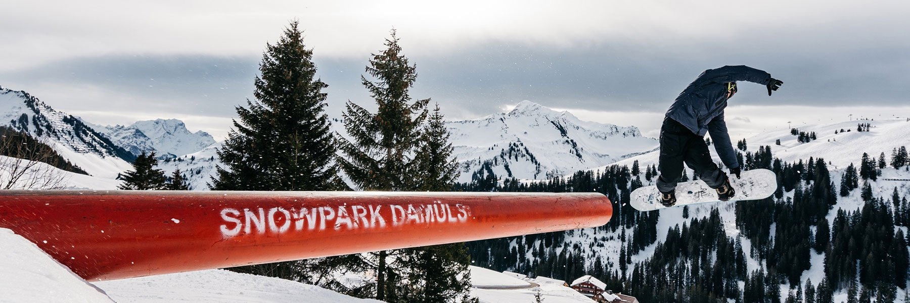 Snowpark Damüls
