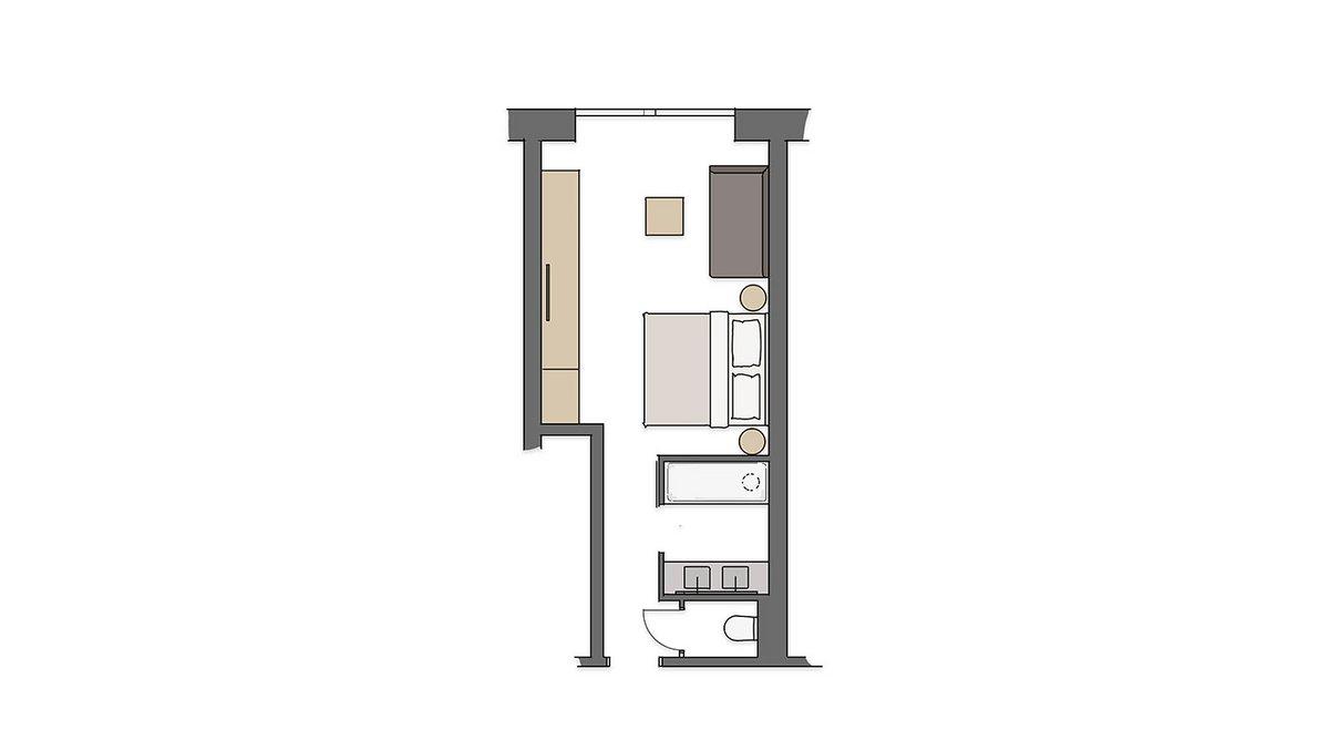 'Schneeglöckchen' double room