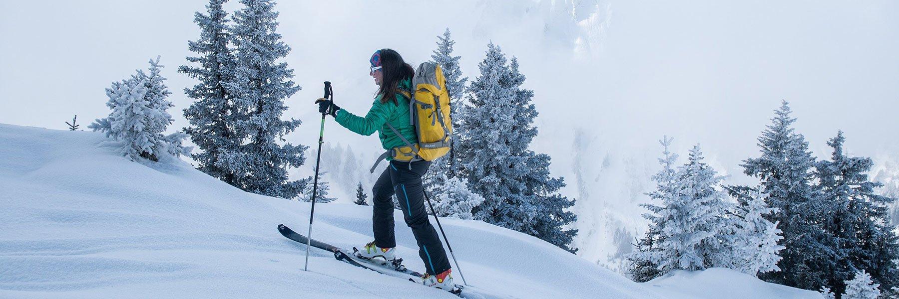 Skitour zum Damülser Horn